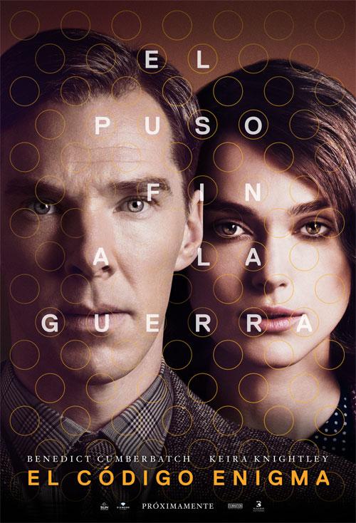 el-codigo-enigma poster