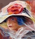 Sombrero y Flores Rojas bajo el Sol_portada