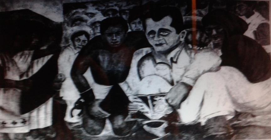 "El libertador de los indios. Tzab. Centro Escolar ""Felipe Carrillo Puerto"" – 1943 a 1945"