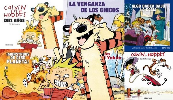 Calvin & Hobbes es una de las contrataciones estelares del sello y este año se lanzarán 4 libros más de estos entrañables personajes.