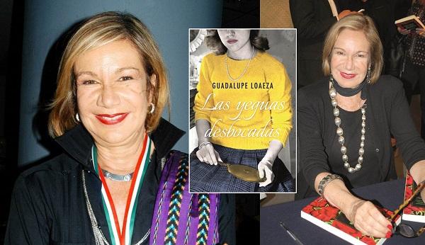 Doña Guadalupe se identifica fuertemente con Sofía, la protagonista principal de 'Las Yeguas Desbocadas'.