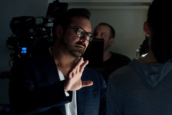 El director y guionista de Logan, James Mangold.