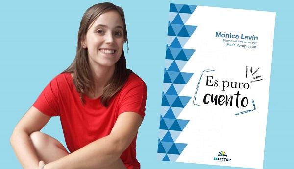 María Perujo Lavín manifestó su enorme felicidad por haber participado en esta obra al lado de su madre, la escritora Mónica Lavín.