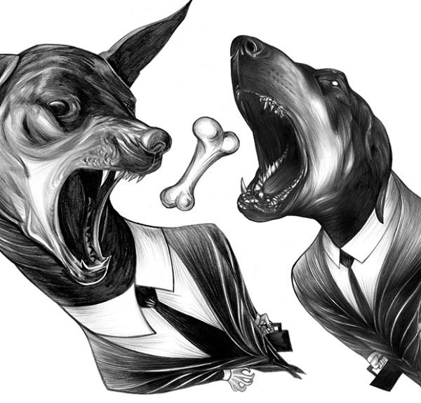 Ilustración de Daniel Terán; Sonora, México.