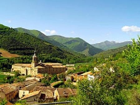 Monasterio del Yuso –Los de abajo-.