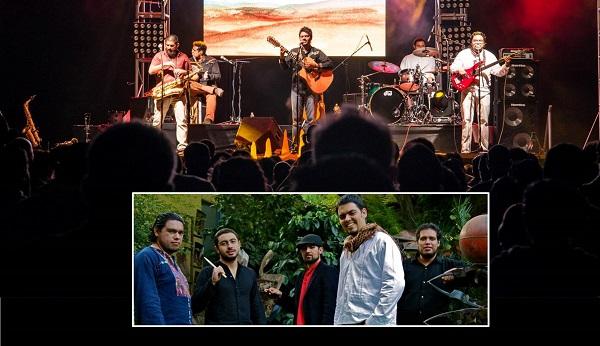 'La Manta' llega a Mérida para compartir su interesante propuesta musical.