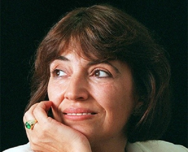 Marcela Serrano, chilena y autora de reconocida producción literaria.