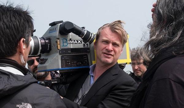 El director inglés Christopher Nolan.