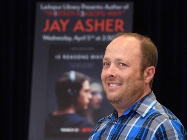 """Jay Asher, autor de """"Por Trece Razones"""""""