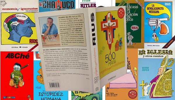 Fuimos varias generaciones las que crecimos leyendo los libros y revistas editadas por el maestro.