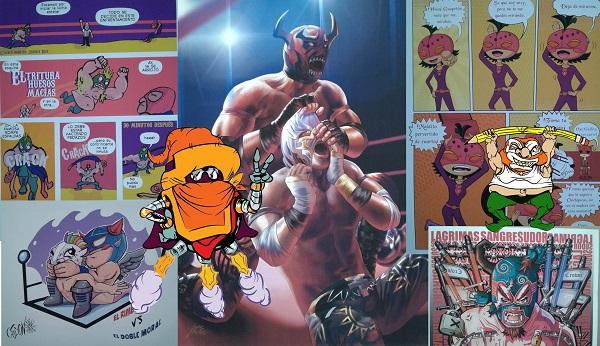 Ha iniciado en la capital yucateca esta gran fiesta del dibujo que se extenderá hasta el sábado 30 de septiembre.