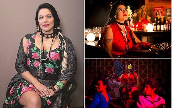 Lila conoció a Antonio Aguilar y Pedro Infante en las películas que llegaban al cine de su pueblo natal de Tlaxiaco, Oaxaca.