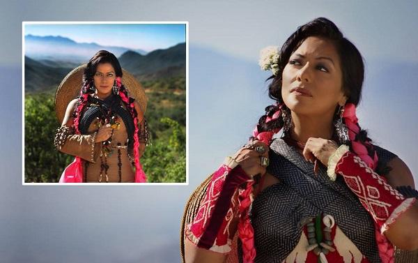 Lila creció escuchando discos de artistas de la talla de Lucha Reyes, Lola Beltrán y Flor Silvestre.