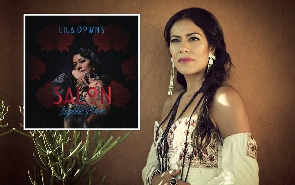 Lila reconoce que en su más reciente disco, 'Salón, Lagrimas y Deseo', ha tratado de replicar la música romántica de la época dorada.