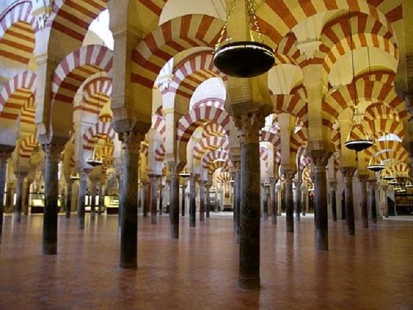 La Mezquita-Catedral.