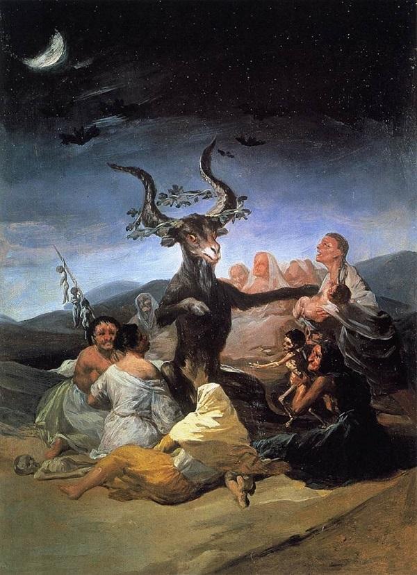 Es a partir del siglo XVII cuando el simbolismo del gato negro de buena a mala suerte cambió; es también cuando se les empezó a asociar con las brujas.
