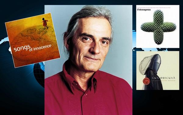 Hughes de Courson ha creado otras interesantes obras como el encuentro entre Vivaldi y la música celta de 'O'Stravaganza' (2001) o el viaje fantasmagórico a través del tiempo de 'Lux Obscura' (2003).