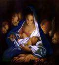 The Holy Night by Carlo Maratta