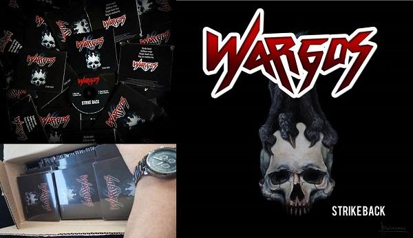 El EP 'Strike Back' ya está disponible y la banda lo ofrece a $60 en Guadalajara, a $100 con envío a toda la república.