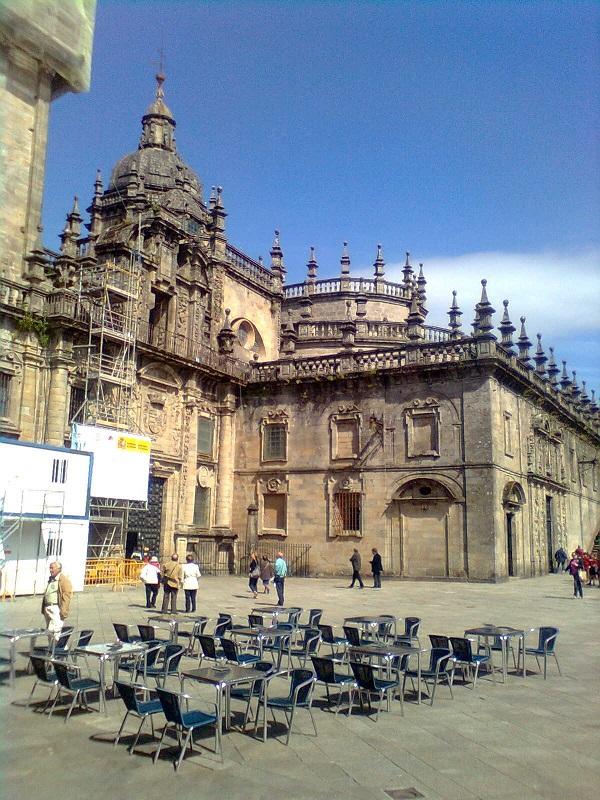 Otra vista de la Catedral.