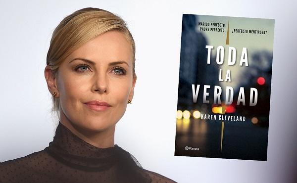 Charlize Theron será Vivian Miller en la adaptación cinematográfica de esta exitosa novela que ya prepara Universal Pictures.