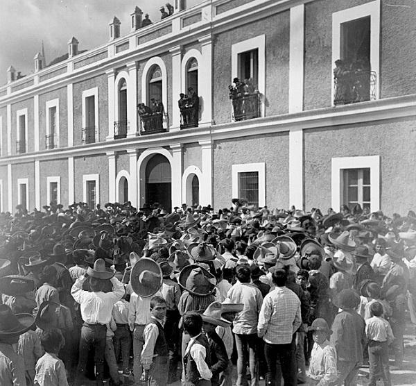 Mártires de Río Blanco, México.