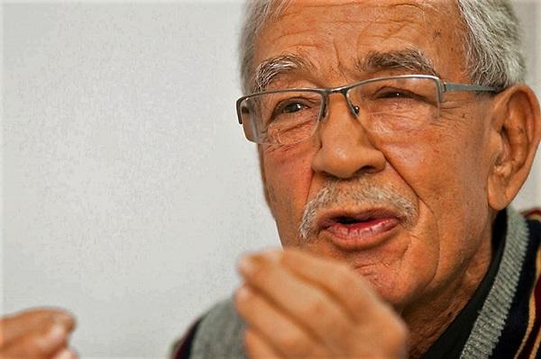 El autor, Eugenio Aguirre.