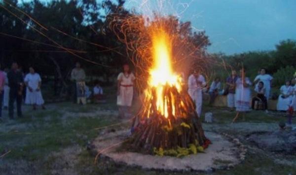 Ceremonia Maya 2018_1