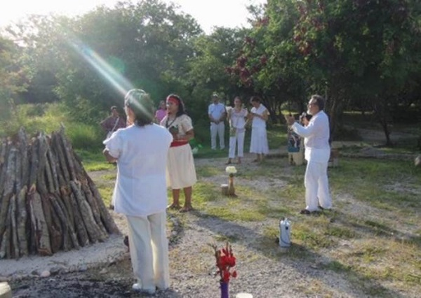 Ceremonia Maya 2018_2