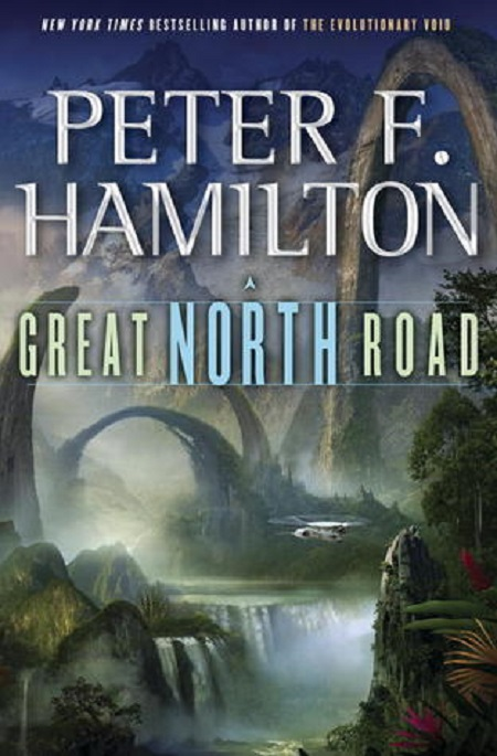 Great North Road - Peter Hamilton_1