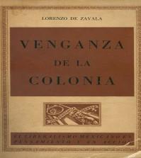 Zavala Venganz-Portada