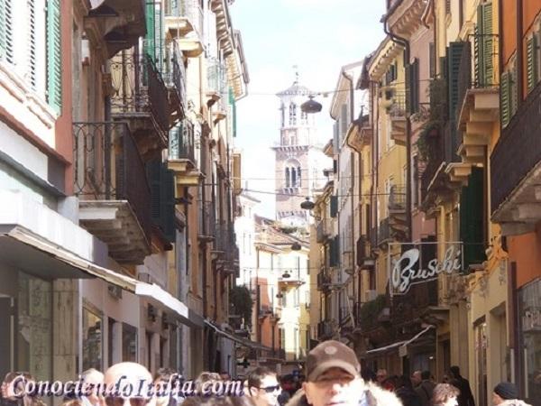 Corso Mazzini de Verona.