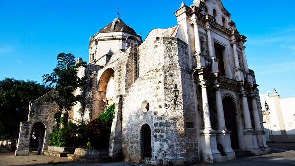 Iglesia de Paula.