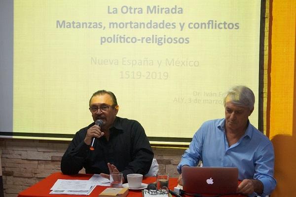 El papel de la religión en la violencia histórica y tensiones políticas modernas, tema de análisis en la ALY.
