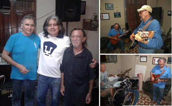La banda ha estado ensayando con constancia, contando con el respaldo de Carlos Bojórquez, de El Sonido del Eco.