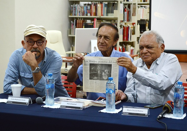 """El músico e integrante de """"Los Monjes"""", Mario Esquivel, presenta un testimonio que señala que la agrupación yucateca puede considerarse como la primera en tocar roncanrol en el país."""
