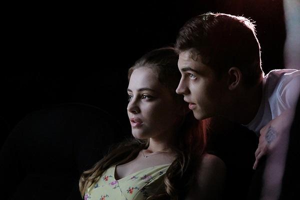 La cinta, basada en la obra de Todd, narra la singular historia de amor entre Tessa y Hardin. (Foto cortesía Diamond Films México).