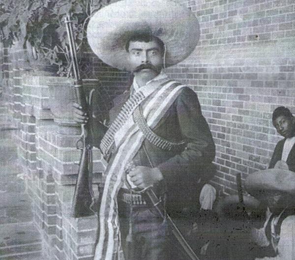 Emiliano Zapata (1911).