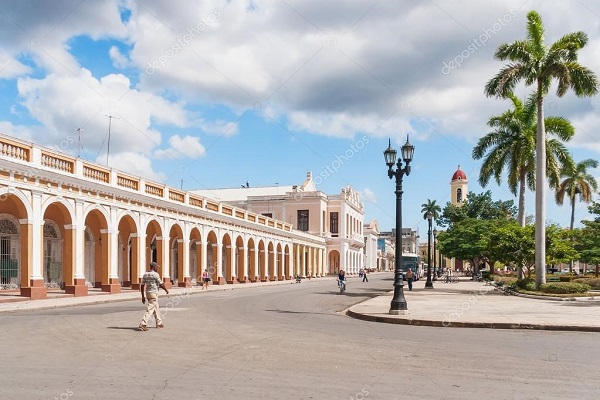 """Cienfuegos, Cuba invierno 1995. Festival bianual """"Benny Moré""""."""
