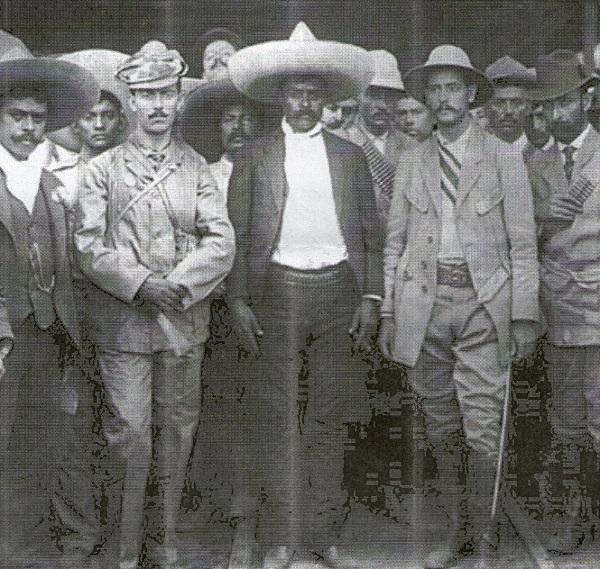 Emiliano Zapata (Cuernavaca, 1911).