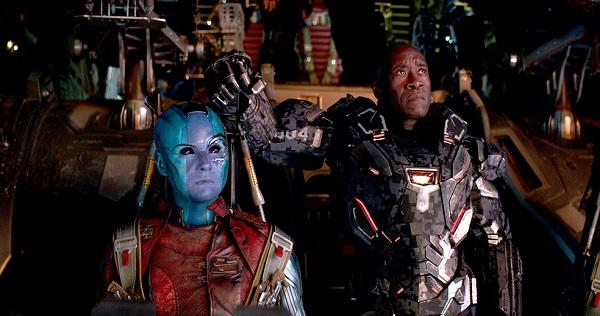 """""""Avengers: Endgame"""" trae a la pantalla a una pléyade de superhérores para beneplácito de los fanáticos de género. (Foto cortesía Walt Disney Studios)."""