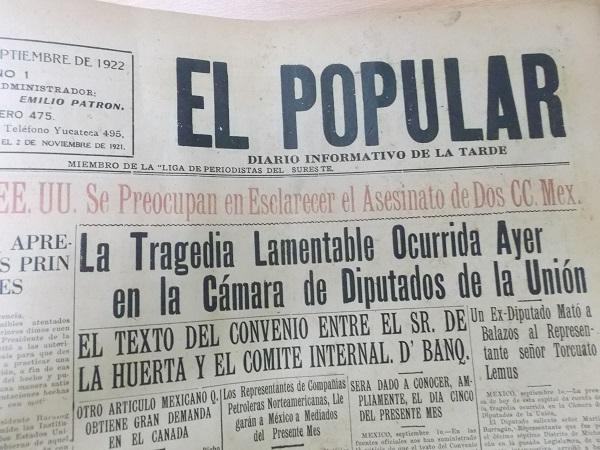 EL POPULAR PRIMERA PLANA sept 22