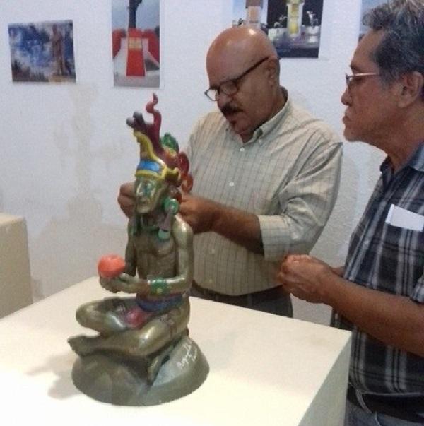 El Maestro Reynaldo Bolio ha moldeado la filosofía y la estética de la cultura nuestra.